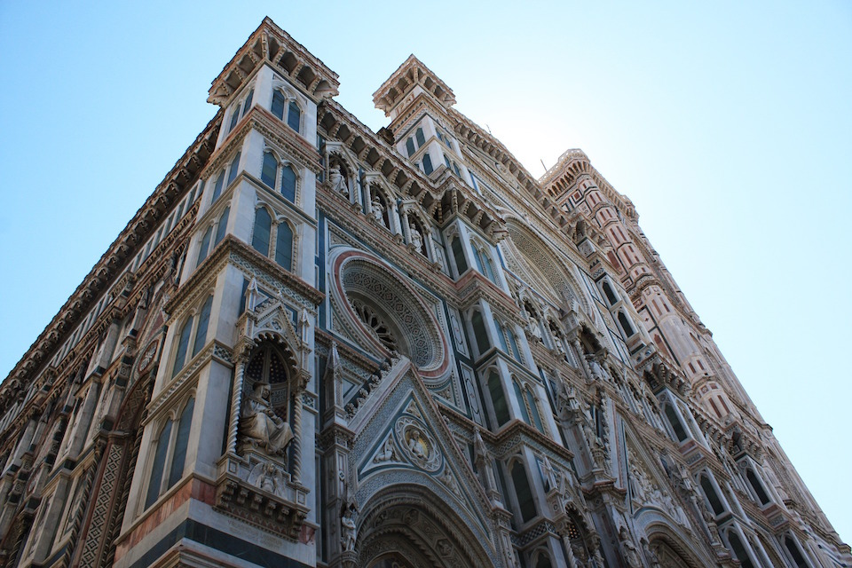 Florence catedral